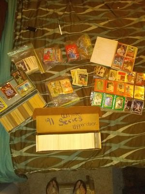 Baseball cards for Sale in Auburndale, FL
