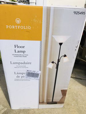 Floor lamp for Sale in Raleigh, NC