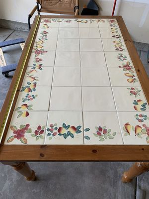 Kitchen - Dining table with chairs for Sale in Draper, UT
