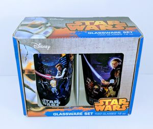 Disney Star Wars Return of the Jedi Collectible Drinking Cups for Sale in Tampa, FL