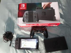 Modded Nintendo Switch w/ 20 games for Sale in Pembroke Pines, FL