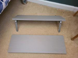 Gray shelves for Sale in Princeton, FL