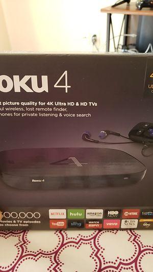 Roku 4 for Sale in Austin, TX