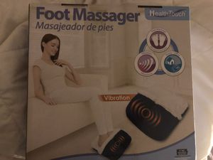 Health Touch- Foot massager for Sale in Mount Laurel, NJ