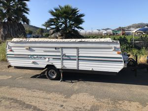 Jayco Jay Series 1206 Deluxe POP Up camper trailer for Sale in Garden Grove, CA