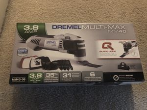 Dremel multi-max tool for Sale in Wethersfield, CT