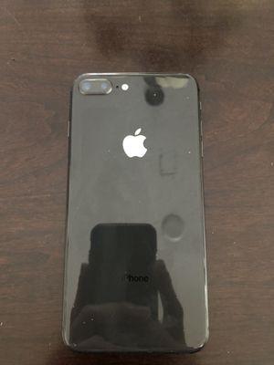 Unlocked Iphone 8 Plus 64GB BK for Sale in Manassas, VA