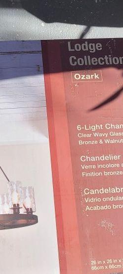 6 Light Chandelier for Sale in Fort Lauderdale,  FL