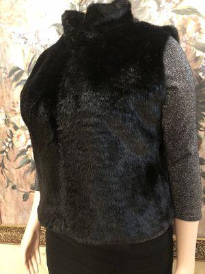 Brand New!!! Cejon Faux Fur Vest for Sale in San Antonio, TX