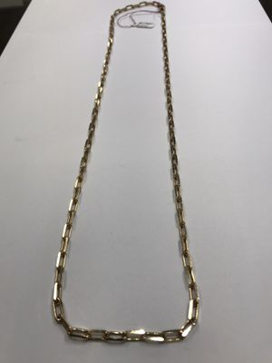 14 k Gold chain for Sale in Renton, WA