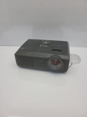 Optoma Short Throw DLP Home theater Projector Refurbished New lamp for Sale in Phoenix, AZ