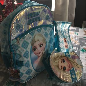 New With Tags Frozen Backpack for Sale in Cosmopolis, WA