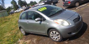 2008 Toyota Yaris 2007 Toyota Yaris for Sale in Toledo, WA