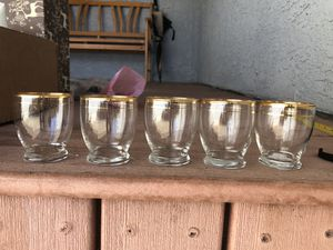 Shot glass - Glass Cup for Sale in Poway, CA