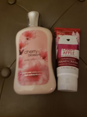 Bath and bodyworks both new for Sale in Williamsport, PA
