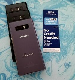 New In Box Samsung Galaxy Note 8 64gb Unlocked for Sale in Seattle,  WA