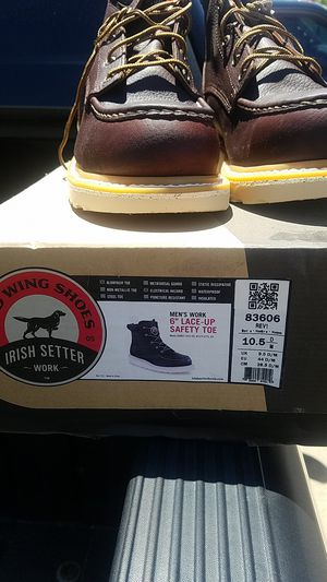 Red wing shoes Irish setter (Aluminum toe) for Sale in Brighton, CO