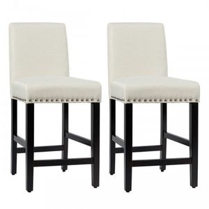 25'' Kitchen Chairs w/ Rubber Wood Legs for Sale in Diamond Bar, CA