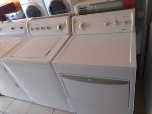KENMORE WASHER & GAS DRYER SET for Sale in Garden Grove, CA