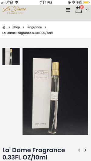 La' Dame Fragrance By Karen Huger for Sale in Mount Vernon, WA