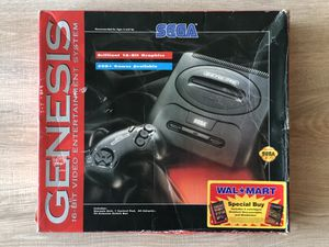 Sega Genesis + Original Box & Games for Sale in Tavares, FL