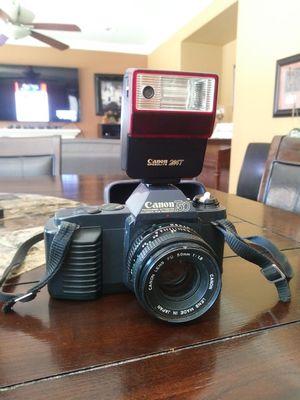 Canon T50 35mm SLR Film Camera for Sale in Eastvale, CA