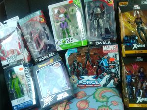 Lot set of collectable toys brand new in box. for Sale in Cleveland, OH