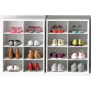 Container Store Shoe Rack 8 Cube New In Box for Sale in Seaside, CA