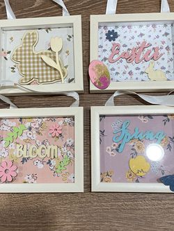 Spring Shadow Boxes for Sale in Medina,  OH