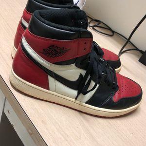 Jordan 1 Retro High Bred Toe (OG's) for Sale in Louisburg, NC