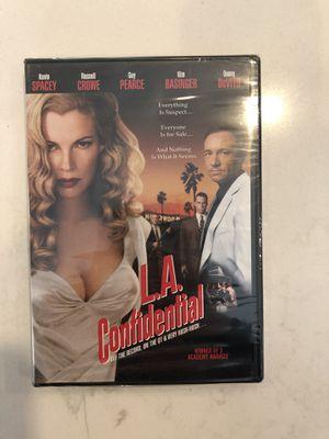 L.A. CONFIDENTIAL - DVD Widescreen for Sale in Atlanta, GA