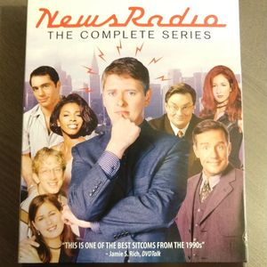 NewsRadio The Complete Series (dvd) for Sale in Euless, TX
