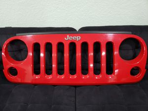 Jeep Wrangler Grille Mopar for Sale in Kissimmee, FL