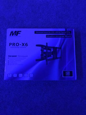Pro-X6 cantilever TV mount for Sale in Monroe, WA