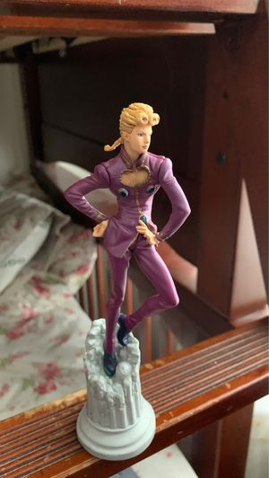 Collectible Giorno pen/statue for Sale in West Babylon, NY