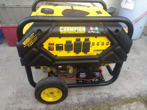Champion global power generator for Sale in Lakewood, CA