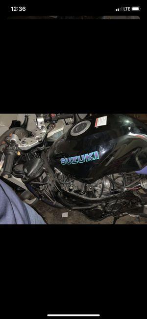 Suzuki motorcycle for Sale in Pasadena, CA