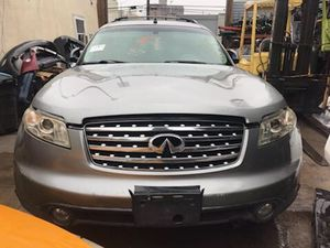 2004 Infiniti FX35 3.5L AWD Parts for Sale in Queens, NY