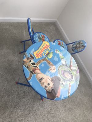 Kids table and chairs for Sale in Elkridge, MD