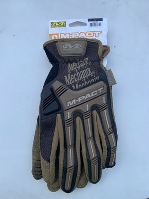 Mechanix M-Pact Work Gloves L for Sale in Harrisburg, PA