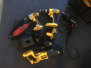 Power Tools $200 for Sale in Columbus, OH