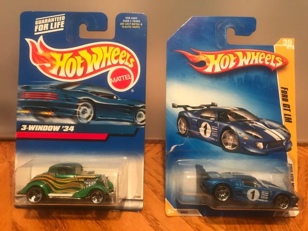 Hot Wheels Circus on wheels series 2/4 .. '32 Ford Delivery