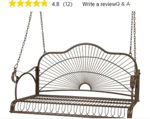 Garden or porch swing for Sale in Cleveland, OH