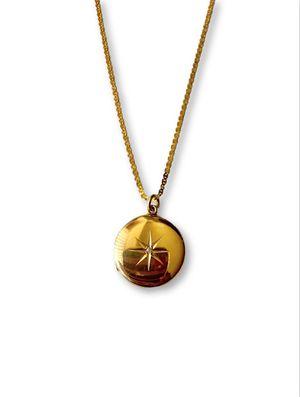 14k Vintage Locket Necklace for Sale in Alexandria, VA