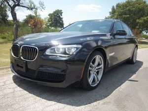 2014 BMW 7 Series for Sale in San Antonio, TX