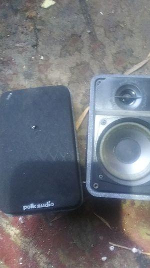 Polk speakers for Sale in El Cajon, CA
