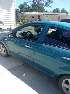 2009 Chevy aveo for Sale in Immokalee, FL