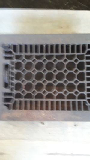 """3-Vintage floor registers 14""""x10"""" for Sale in Frankford, MO"""