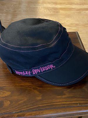Harley Davidson cap - women's for Sale in Upper Marlboro, MD