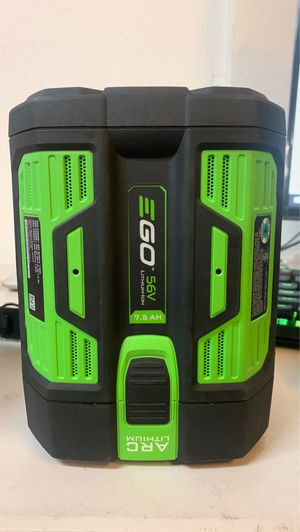 EGO 7.5 AH BATTERY for Sale in San Dimas, CA